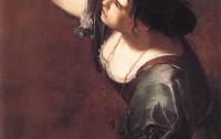 Artemisia-autorretrato