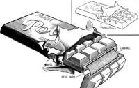 CHOCOLATE-EXPLOSIVO