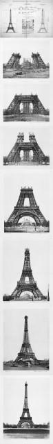 Torre Eiffel 1889
