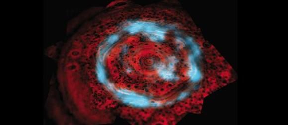 21 Aurora Saturno Cassini