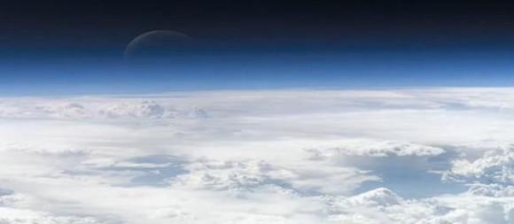 06 Luna y Tierra desde la ISS
