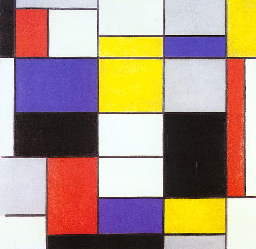 El pintor que no pod a ver los colores cerebro la - Cuadros con colores calidos ...