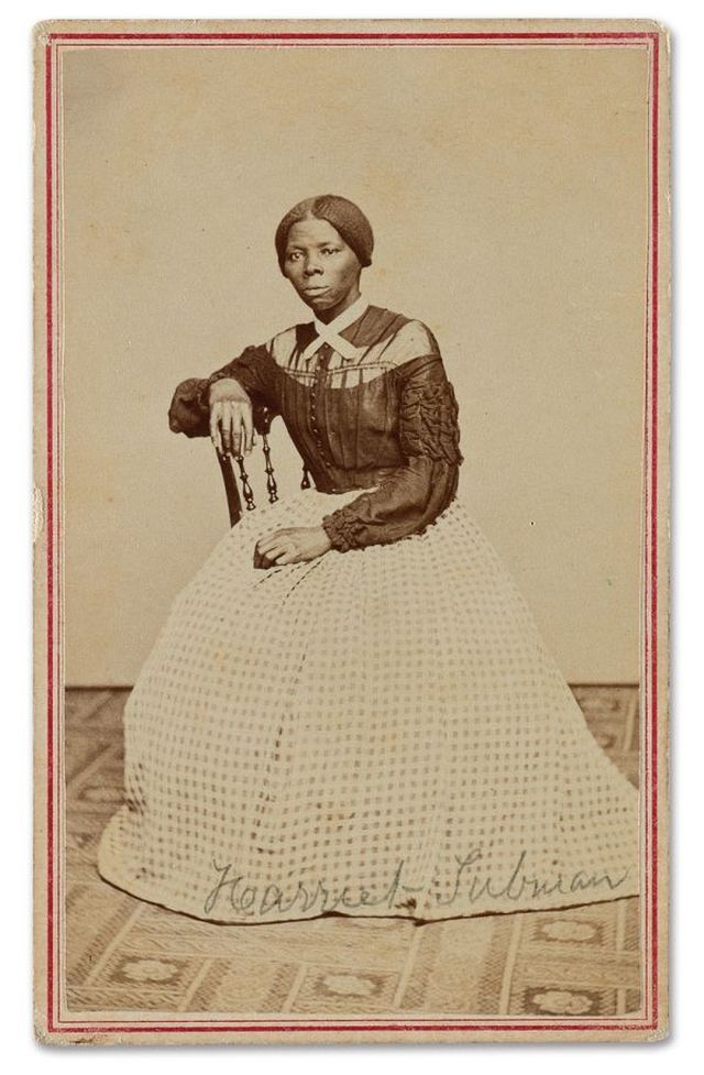 Nueva foto de Harriet Tubman