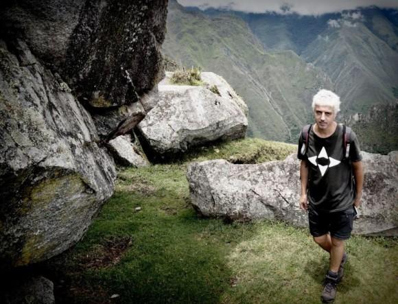 Xurxo Mariño en Perú