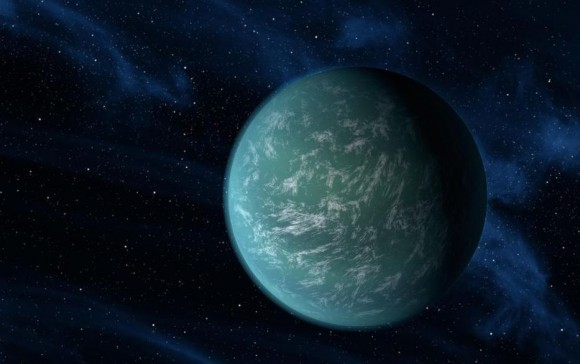 Representación artística de un planeta errante | Imagen JPL/NASA