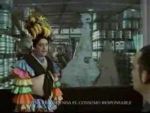 PUBLICIDAD: CAMPAÑA CERVEZA REINA