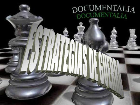 DOCUMENTALIA - ESTRATEGIAS DE GUERRA - SARATOGA