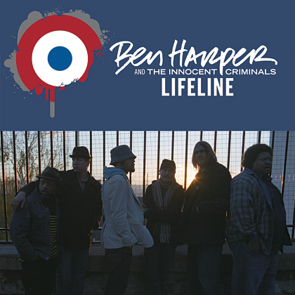 MUSICA: BEN HARPER ESTRENA SU NUEVO DISCO: LIFELINE