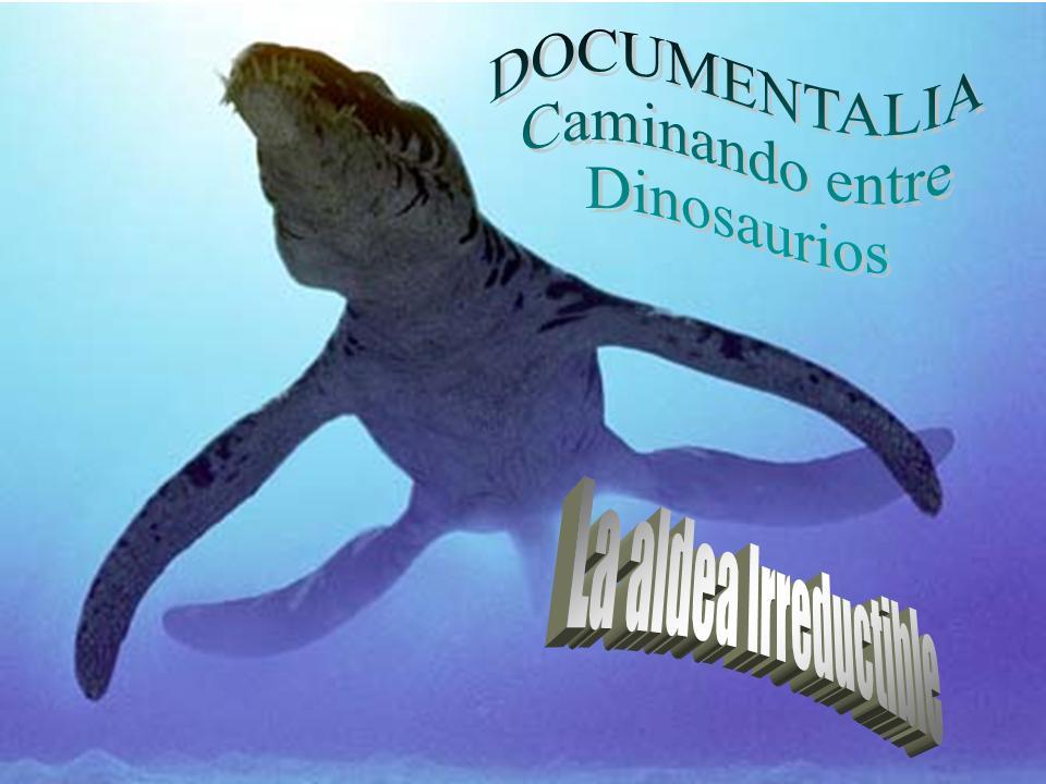 Documentalia Caminando Entre Dinosaurios La Aldea Irreductible El agitado mar se convirtió en un muro de agua de más de diez metros de altura que avanzó rápidamente hacia la desembocadura fluvial, arrojando a millares de peces de agua dulce hacia un. caminando entre dinosaurios