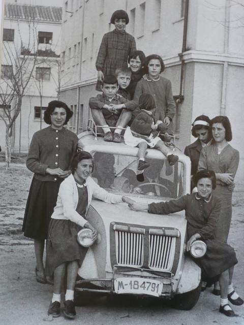 Madrid años 60
