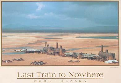 Last Train To Nowhere Los Trenes Abandonados De Alaska La Aldea
