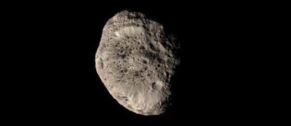 22 Hyperion luna de saturno