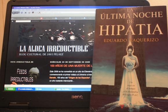 La ultima noche de Hipatia