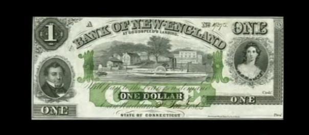 Dolar principios siglo XIX