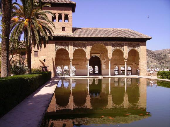 El Partal, Alhambra, Granada