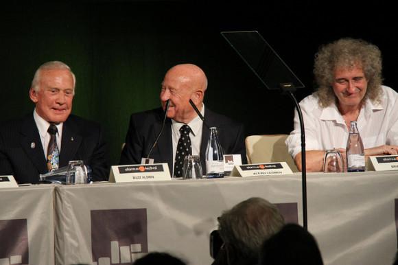Starmus - Aldrin, Leonov, May