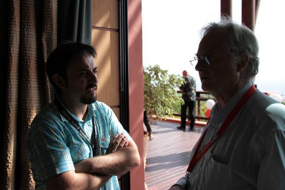 Aberron y Richard Dawkins