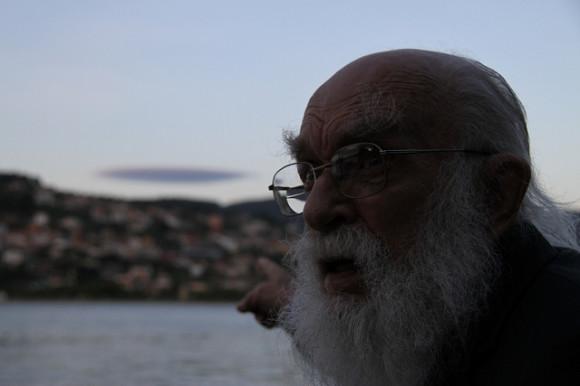James Randi y la nave nodriza