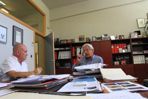 Entrevista con Etxenike en DIPC