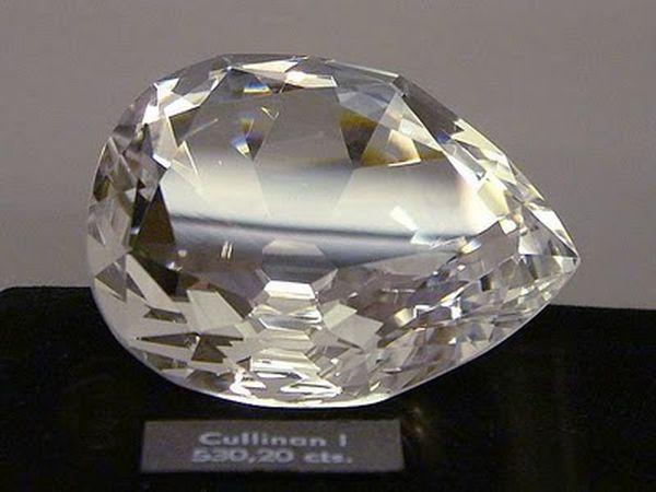 El sorprendente viaje del mayor diamante de la historia (1905) - La Aldea Irreductible