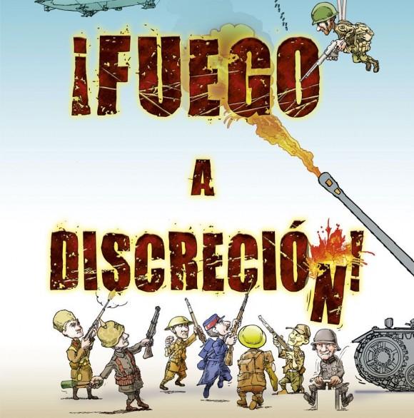 fuego a discrecion