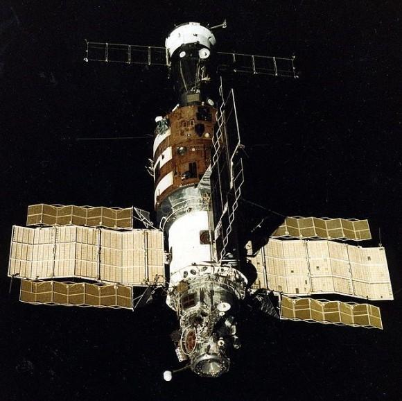 Estación espacial Salyut 7