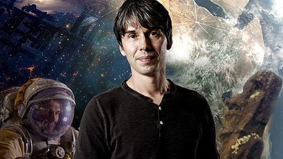 Brian Cox en la serie documental Human Universe de la BBC