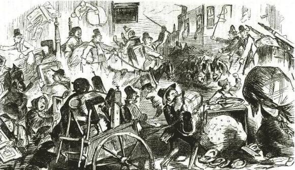 Nueva York, 1 de mayo de 1856