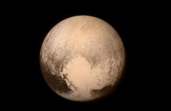 New Horizons y su visita a Plutón
