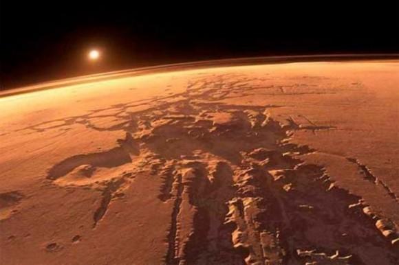 Extremófilos terrícolas en ambientes marcianos simulados