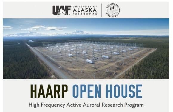 Jornadas de Puertas Abiertas en el proyecto HAARP