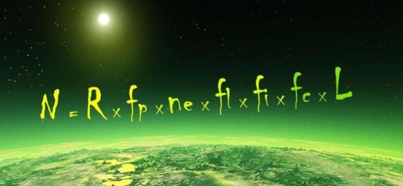 La célebre ecuación de Frank Drake enunciada en 1961