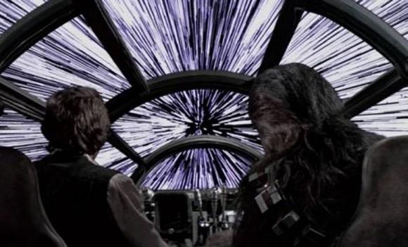 """""""Viajar a la velocidad de la luz no es como cosechar, niño"""""""