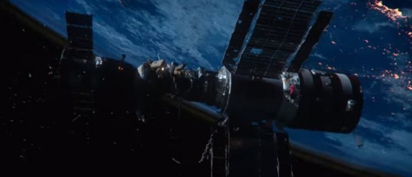 Fotograma de la película САЛЮТ-7