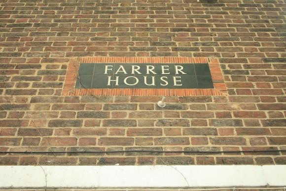 Farrer House | Foto Javier Peláez