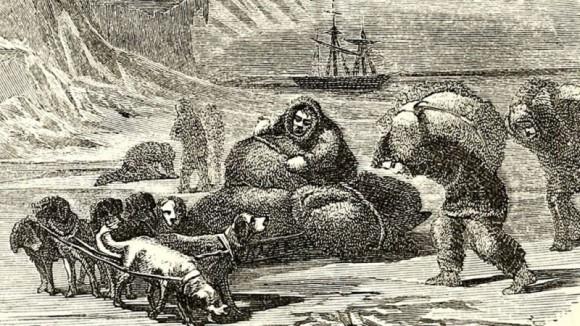 El doctor Kane del Ártico, en Gente despierta de RNE (02)