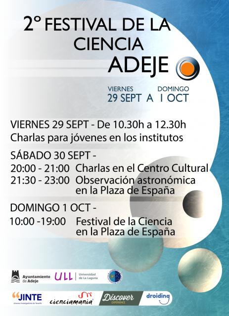 2º Festival de la Ciencia Adeje